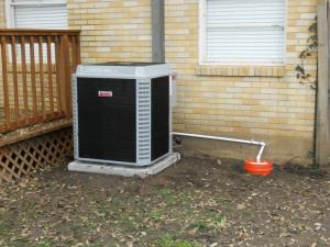 2 Stage Air Conditioner replaced in Dallas, TX