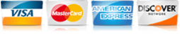 For AC in Duncanville TX, we accept most major credit cards.